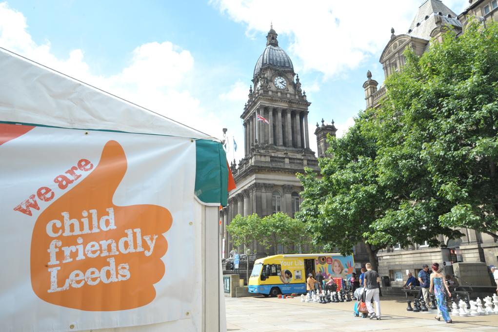 Leeds: Child Friendly City