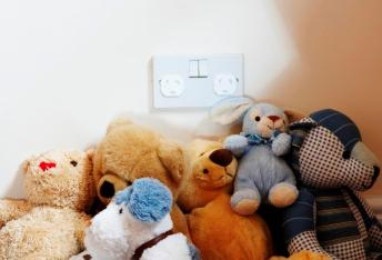 Photo of soft toys
