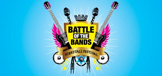 Leeds Museums Kirkstall Battle of the Bands Banner