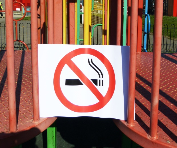 Smokefree playgrounds 1