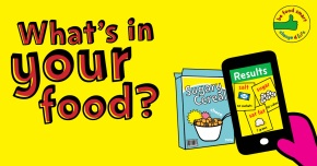 What's in your food? BeFoodSmart!