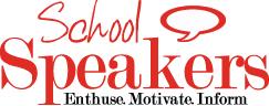 school speakers logo