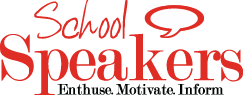 school speakers logo