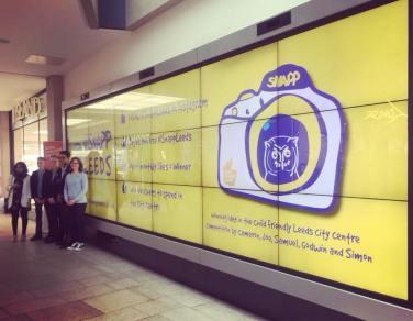 Snapp Leeds Launch Trinity