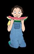 Watermelon tasting