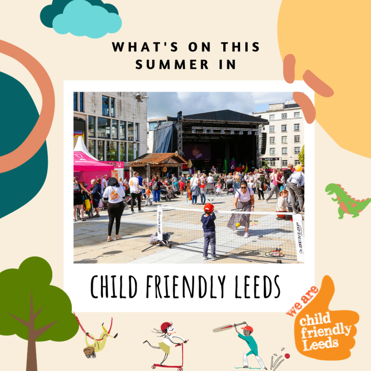Summer in Leeds - What to do with the kids